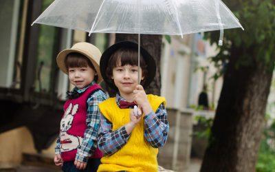 4 Myths about raising international children